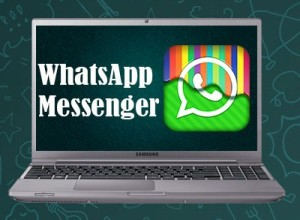 WhatsApp на ноутбук